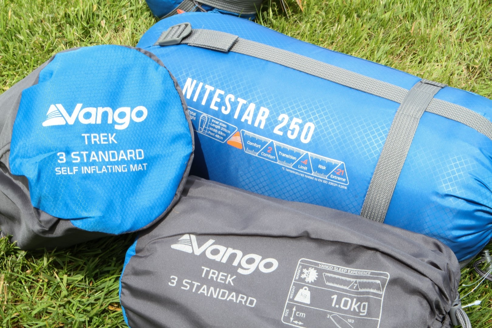 Vango nite star sleeping bag