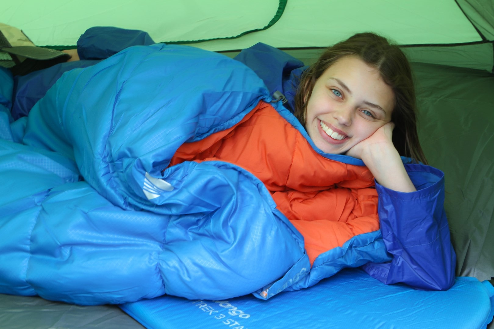 cosy nitestar sleeping bag
