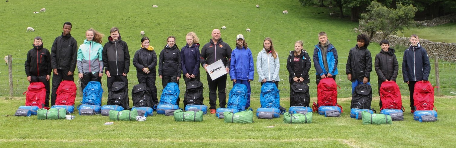 Bullwell Academy join Sam Sykes and Vango in the hills